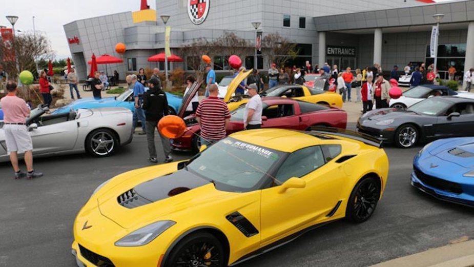 National Corvette Museum Bash
