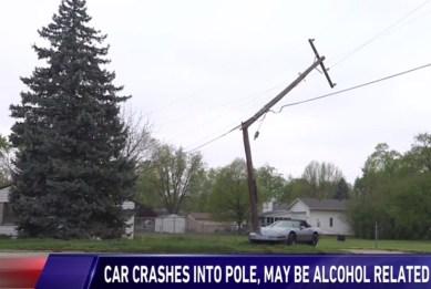 C4 utility pole