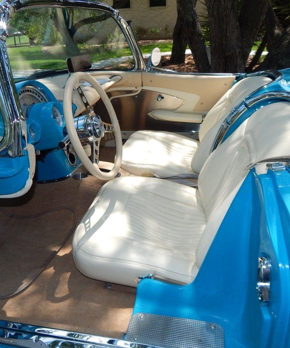 1960 Corvette Restomod Interior