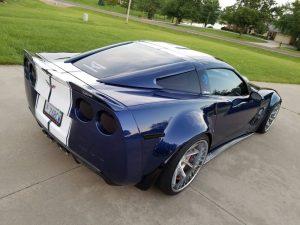 C6 Corvette Widebody