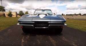 1967 Corvette Sting Ray Convertible