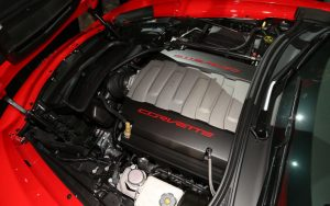 Corvette Engine Break-In