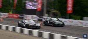 Corvette Z06 vs Porsche GT3