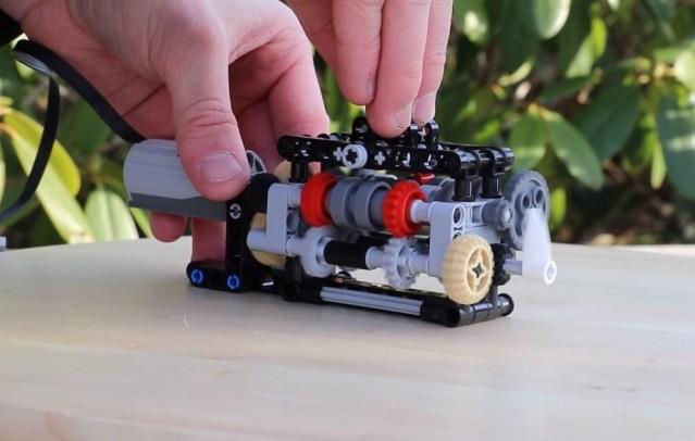 Lego Transmission