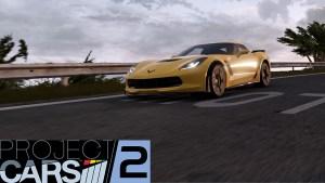 Corvette Project Cars 2 Stingray