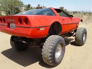 Corvette Off-Road C4 4x4