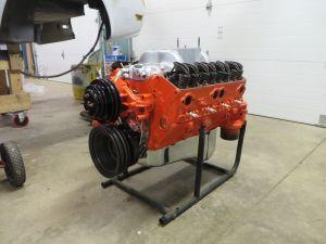 1981 C3 Corvette Engine