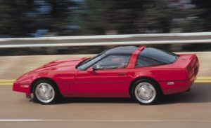 1989 Corvette ZR1