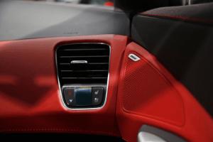Corvette Interior With Bose Audio