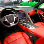 Corvette Interior With Bose Audio