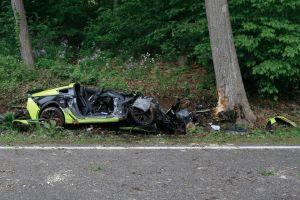Corvettes Are Safe - C7 Crash