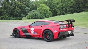 Katech's C7Z is a fire-breathing beast.