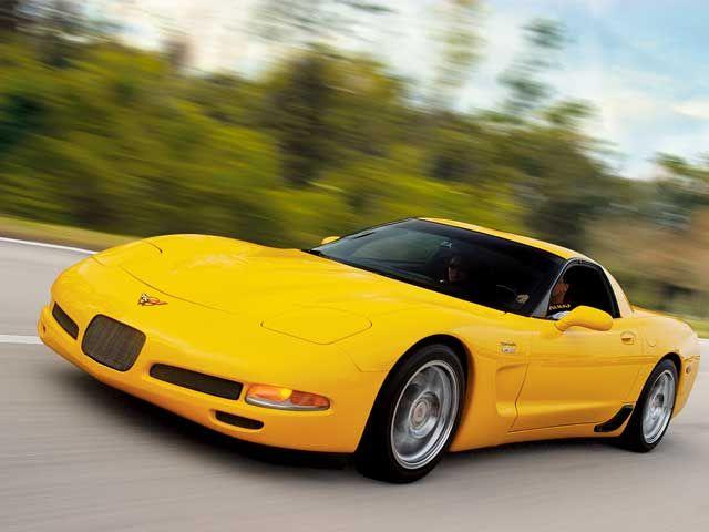 Was the C5 the beginning of the Corvette's golden era?