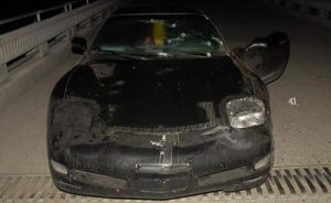 This C5 owner is lucky to be alive after 22 rounds were pumped into his car.