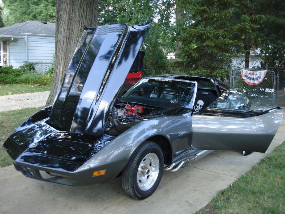 1973 Chevrolet Corvette Ecklers