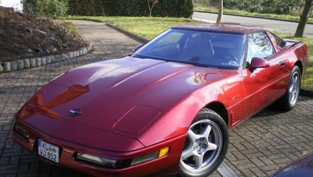 1995 Corvette ZR-1 Autobahn Story