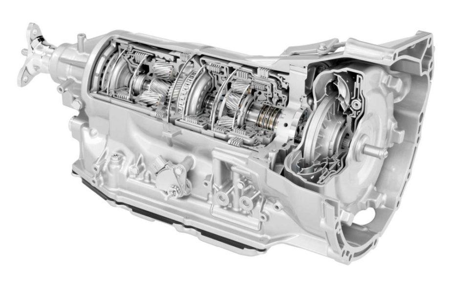 Corvette Transmission
