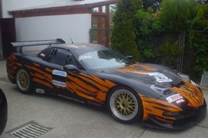 C5 Corvette GT3 for sale