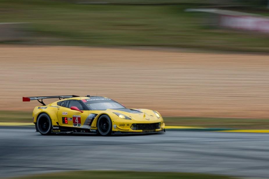Corvette Forum Road Atlanta Keiron Berndt 2017