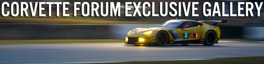Corvette Forum Road Atlanta Keiron Berndt 2017 Exclusive