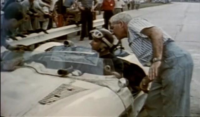 1957 Corvette SS Fangio Sterling Moss