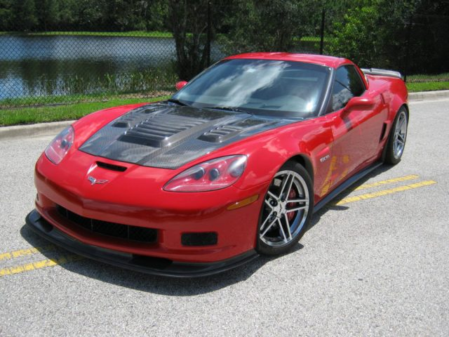 Anyone could install a cold air intake on their Corvette.