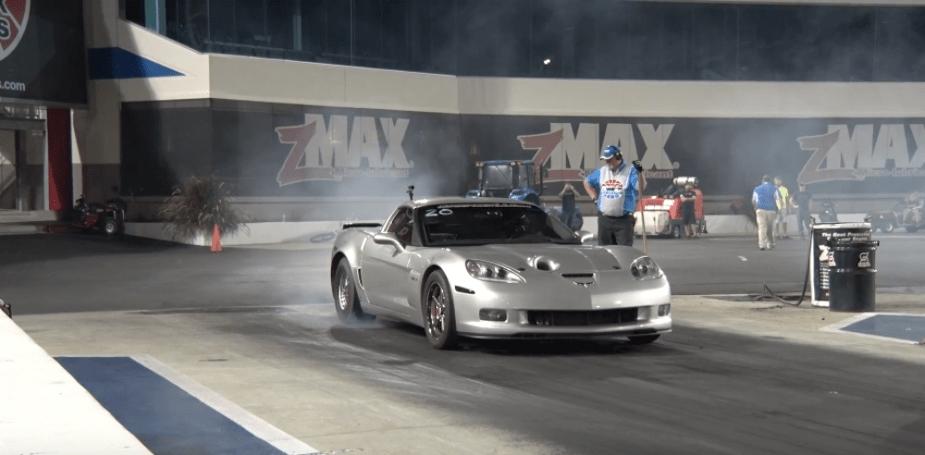Fastest six-speed C6 Corvette ever.
