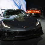 Chevrolet Corvette ZR1 at Los Angeles Auto Show