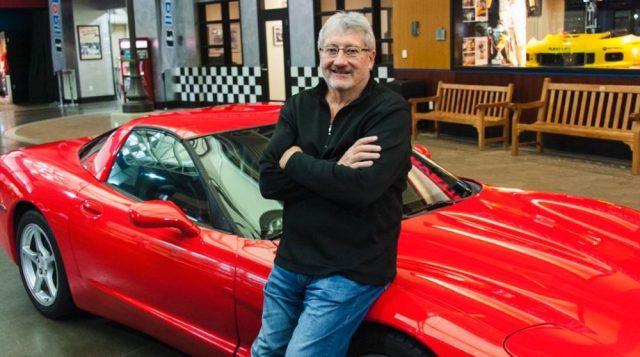 Donating 773000 mile Corvette to Museum