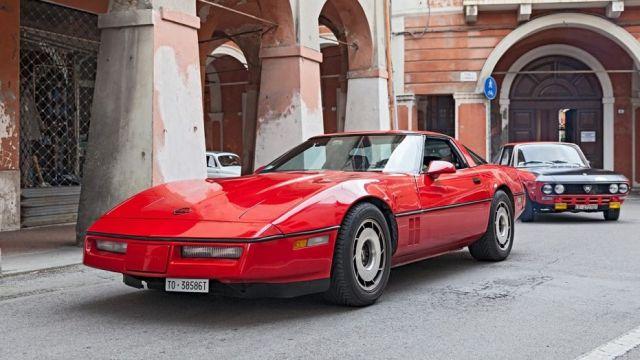 1985 c4 corvette