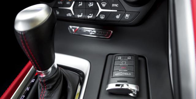 Corvette Key
