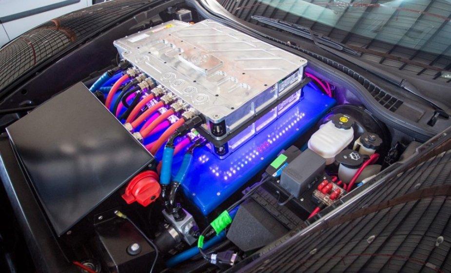 Genovation Front Motor