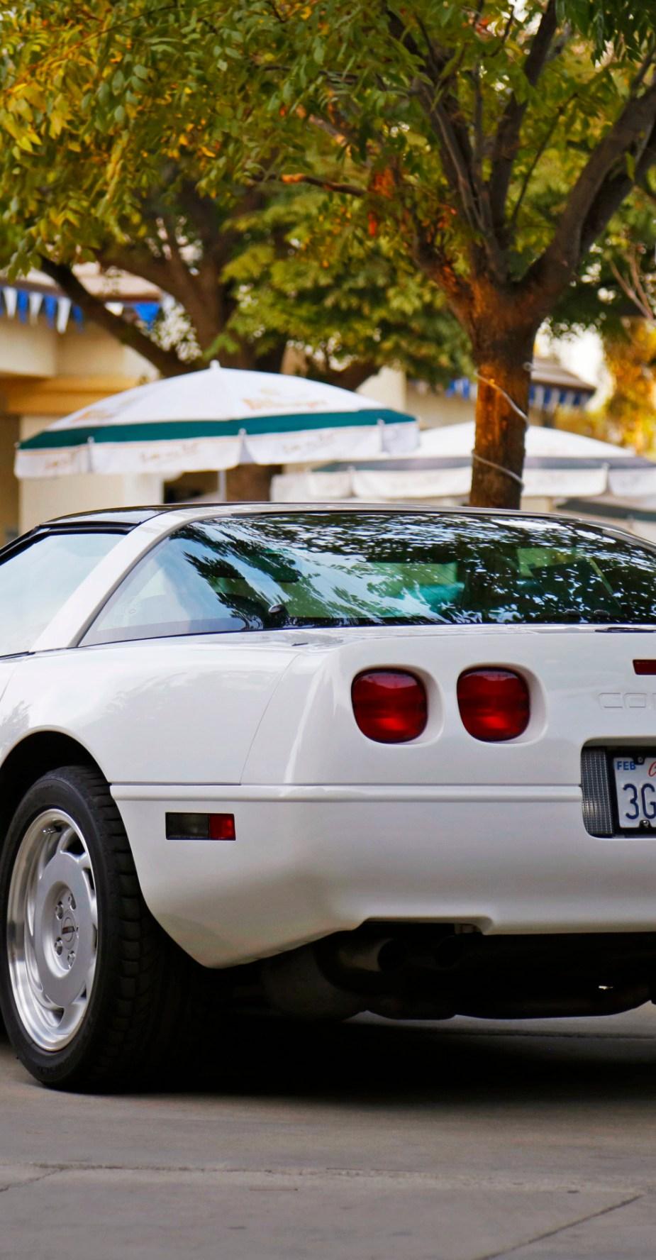 CorvetteForum Picks This 1991 L98 C4 as Best Corvette at