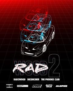 RadWood 2 Poster