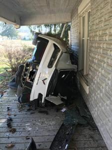 Corvette crash