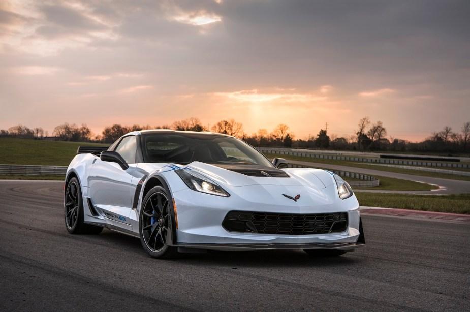 Corvette Carbon 65 Edition coupe