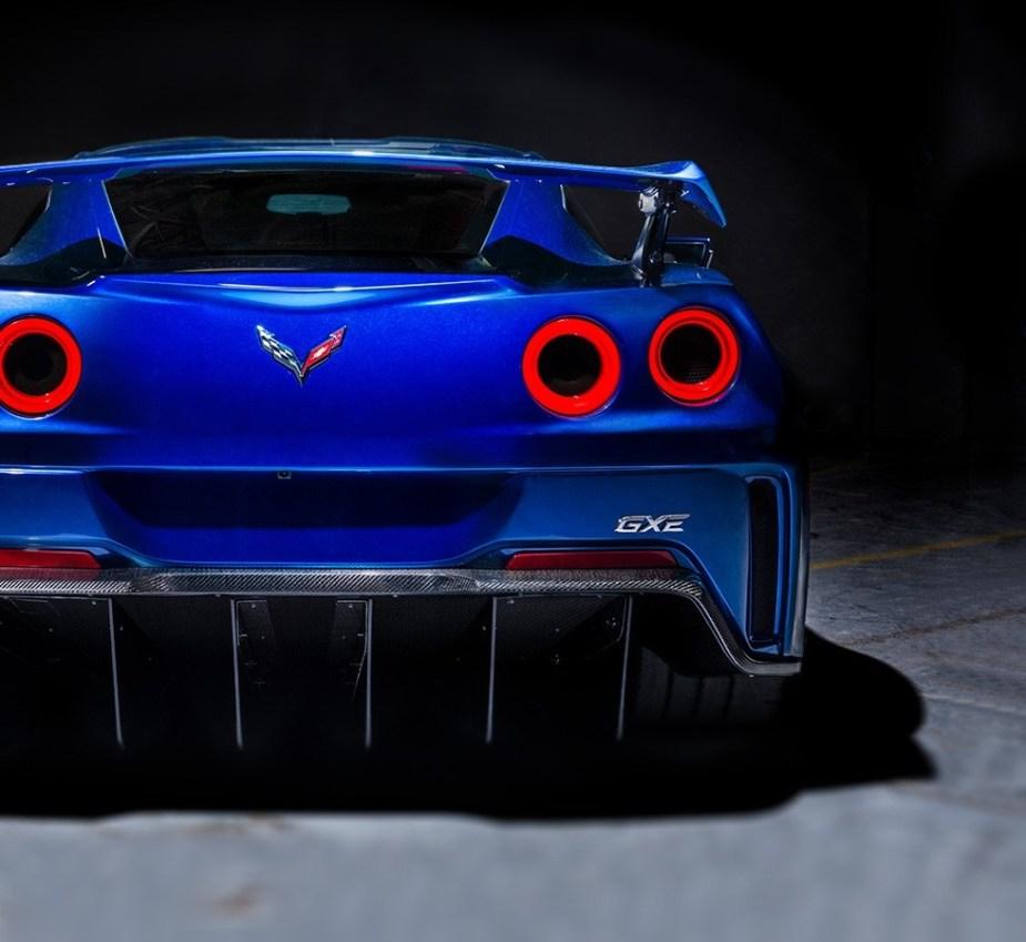 Corvette Forum - 2018 Genovation GXE (Electric Corvette)