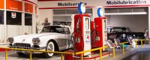 National Corvette Museum Corvettes at Gas Station - Corvette Forum