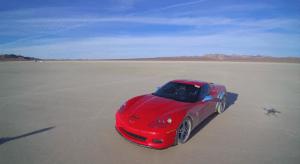 ZentRose's modified Corvette C6 Z06.