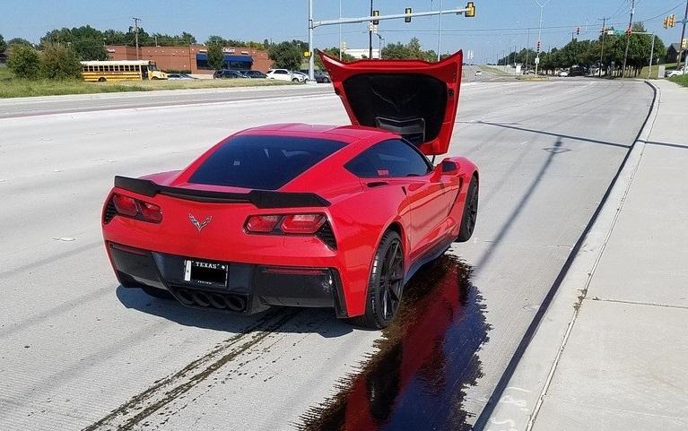 C7 Corvette