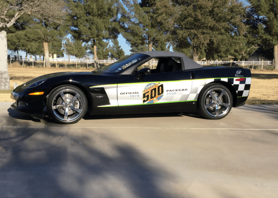 2008 Chevrolet Corvette Indy Pace Car