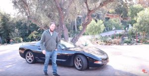 C5 Corvette with 180k