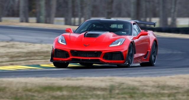 CorvetteForum.com 2017 2018 2019 Chevrolet Chevy Corvette Discounts Deals Sales Lightning Lap