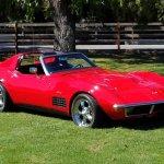 1971 Corvette 454 Front