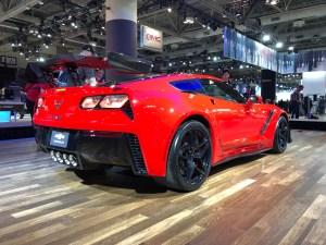Corvetteforum.com 2019 Corvette ZR1 Canadian International Auto Show