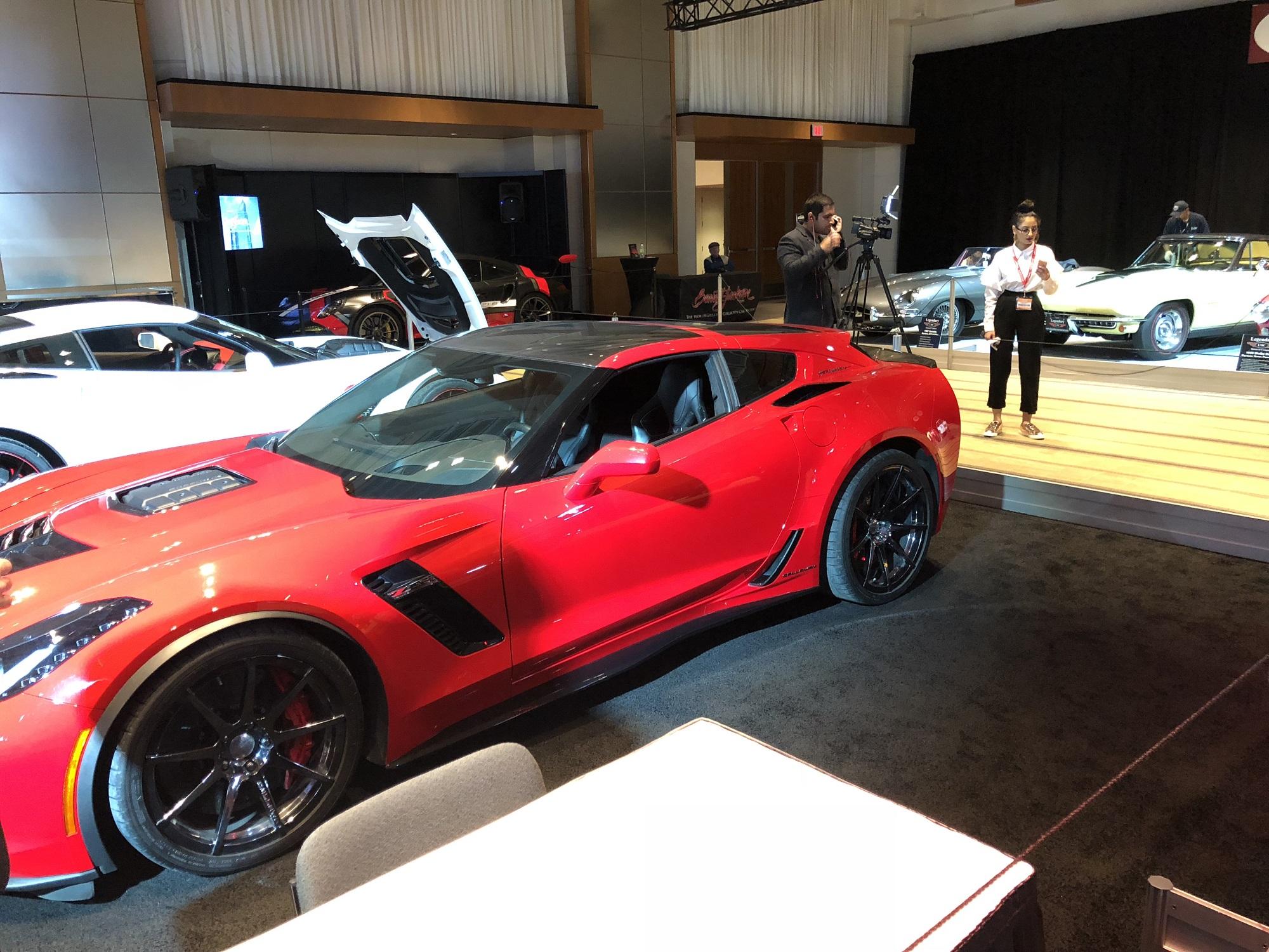 Corvetteforum.com C7 Corvette Callaway Aerowagen Gallery