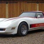 Duntov 1980 Turbo Corvette Front
