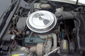 Duntov Corvette Engine