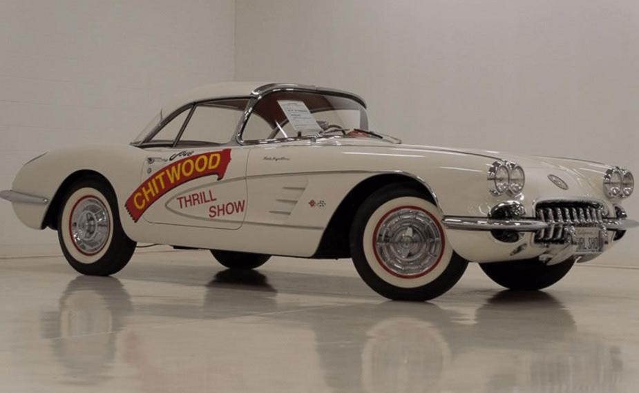 Chitwood Thirll Show Corvette