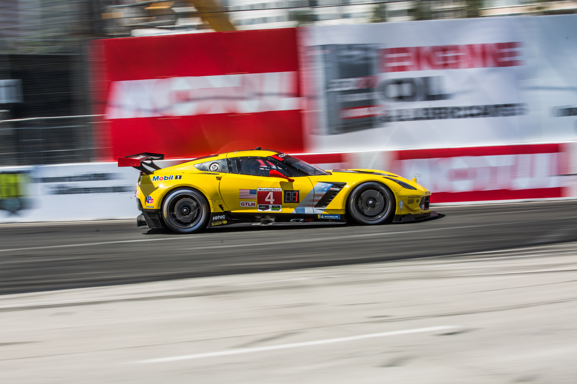 Corvetteforum.com Corvette Racing C7.R Long Beach Grand Prix 2018